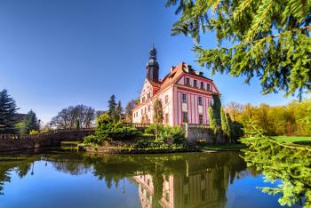 Pałac Warmątowice - niezapomniane wesele, Sale weselne Pieńsk