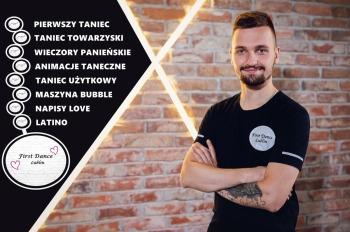 Nauka pierwszego tańca oraz innych tańców na Twoje wymarzone wesele, Szkoła tańca Opole Lubelskie