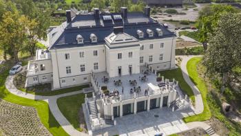 Pałac Komierowo, Sale weselne Bydgoszcz