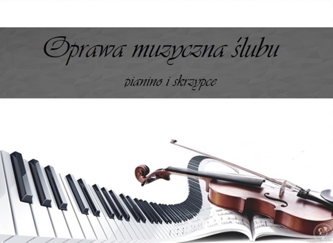 Oprawa muzyczna ślubu - pianino & skrzypce - wokal damski, Nowy Sącz - zdjęcie 1