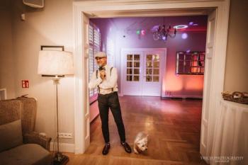 DJ On  no limits, z klasą, stylem, uśmiechem, zapraszam Radek :), DJ na wesele Sieraków