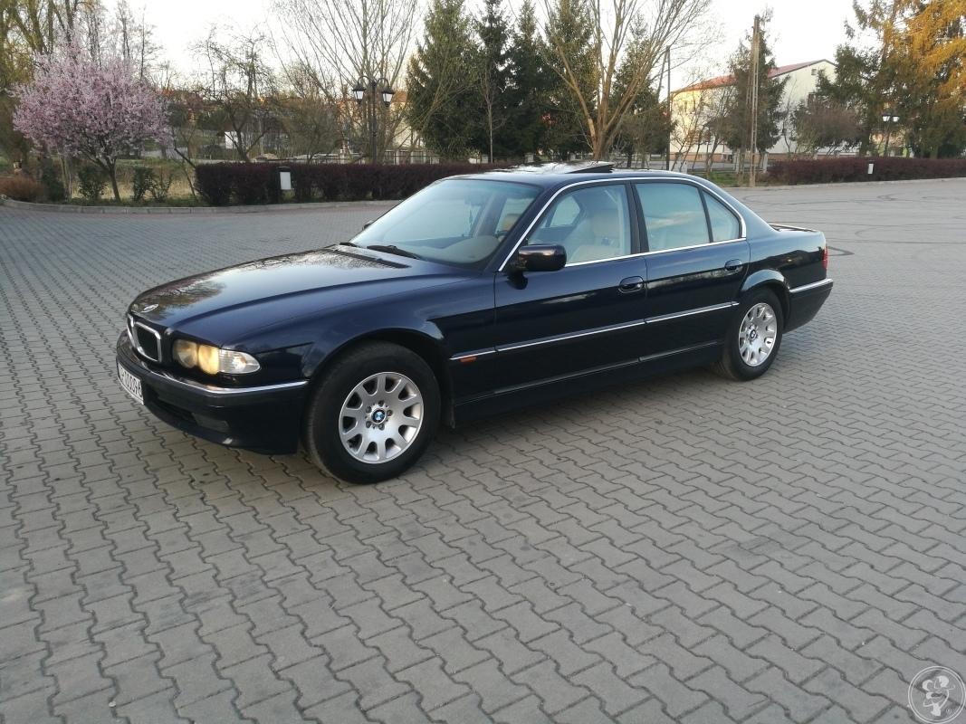 Samochód do ślubu - BMW serii 7 E38 - piękny klasyk / youngtimer, Kraków - zdjęcie 1