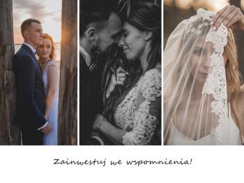 Grzegorz Czajka - Fotografia Ślubna - dla terminów w 2021 - gratisy!, Fotograf ślubny, fotografia ślubna Łasin