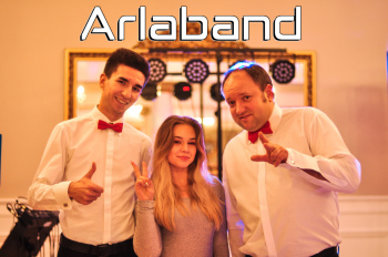 ARLABAND - Zespół weselny z opcją Dj! Mamy i Twoją muzykę!, Zespoły weselne Pieniężno