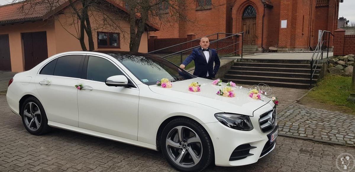 Limuzyna Mercedes E-Klasa AMG - model 2019, Zblewo - zdjęcie 1