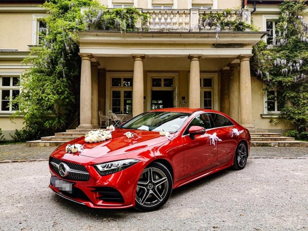 Jedyny taki egzemplarz Przepiękny Mercedes CLS 2020 do ślubu!!!, Kraków - zdjęcie 1