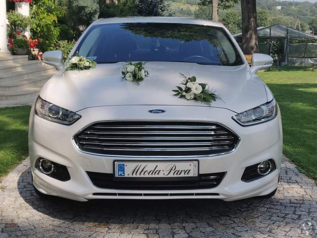 Samochód do ślubu Ford Mondeo, Laskowa - zdjęcie 1