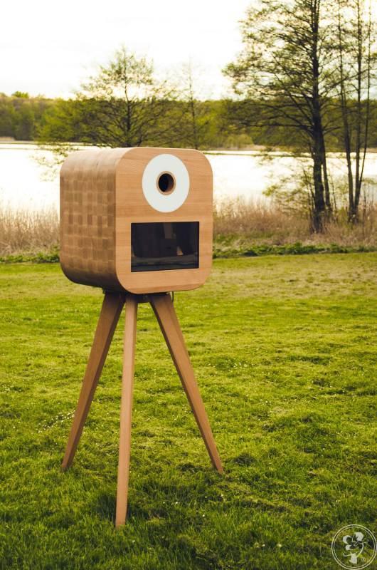 Drewniana fotobudka -  w stylu retro, boho, Wronki - zdjęcie 1