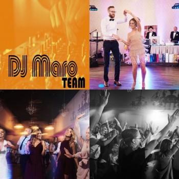 DJ MARO TEAM na TWOJE Wesele,Urodziny, Event, DJ na wesele Karwia