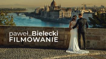 Paweł Bielecki -  FILM & FOTO Nowoczesne i Wzruszające Filmy Ślubne, Kamerzysta na wesele Działoszyn