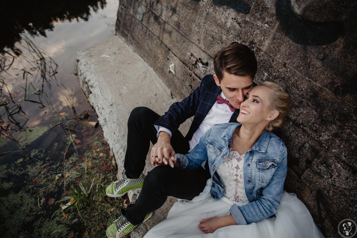 Wrażliwa na emocje fotografia ślubna, Gdańsk - zdjęcie 1