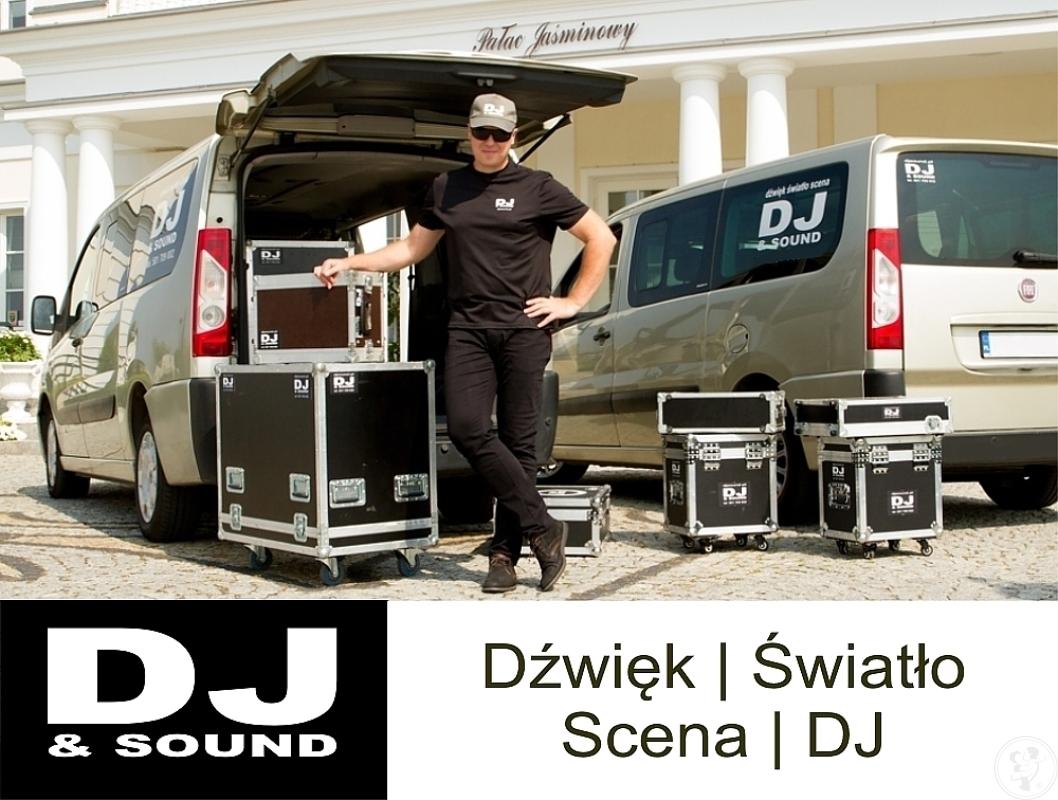 DJ & SOUND | Dekoracja światłem | Ciężki dym | Saksofonista | DJ, Poznań - zdjęcie 1