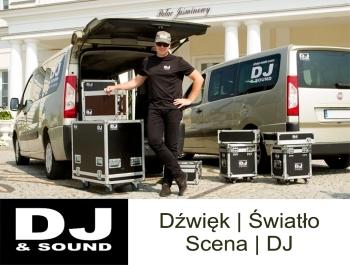 DJ & SOUND | Dekoracja światłem | Ciężki dym | Saksofonista | DJ, DJ na wesele Czempiń