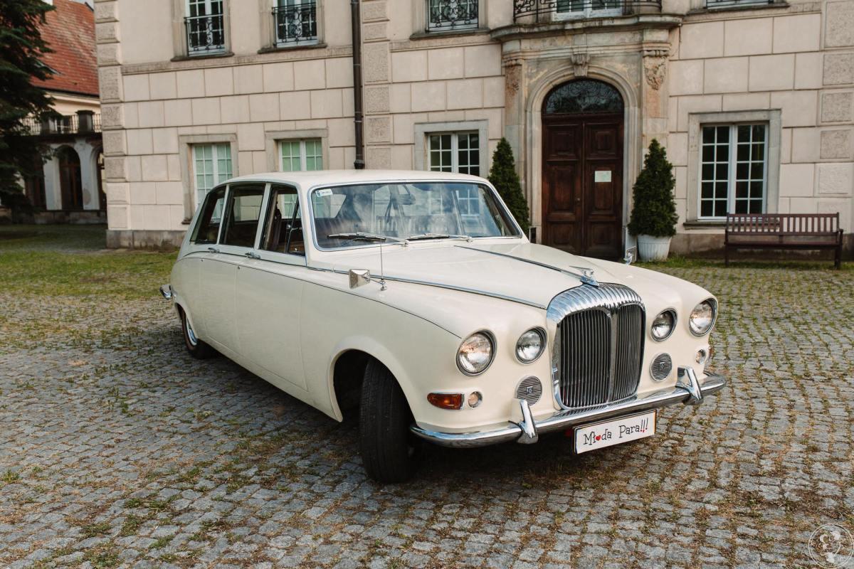 Zabytkowa limuzyna Daimler DS420 na Twój ślub, Warszawa-Wesoła - zdjęcie 1