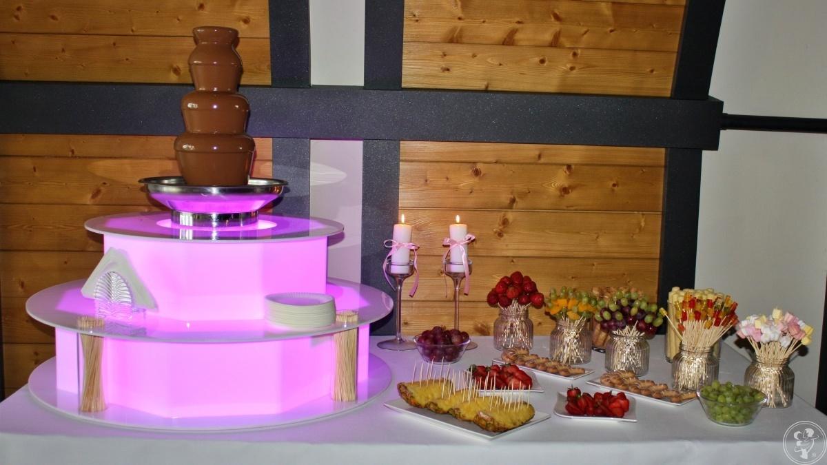 Fontanna czekoladowa Studio Eventów, Staszów - zdjęcie 1