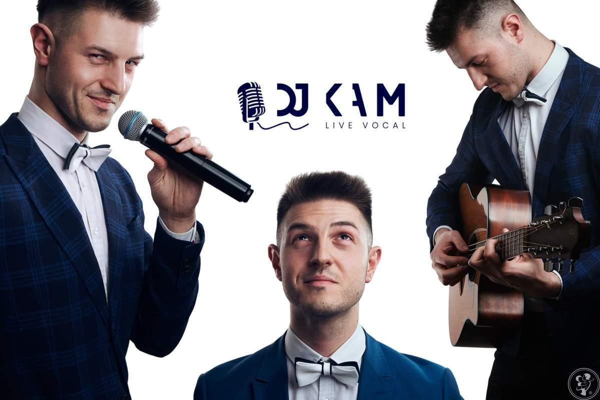 DJ KAM - ŚPIEWAJĄCY DJ / WOKALISTA z TV / KONFERANSJER / ANIMATOR, Katowice - zdjęcie 1