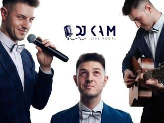 DJ KAM - ŚPIEWAJĄCY DJ / WOKALISTA z TV / KONFERANSJER / ANIMATOR,  Katowice