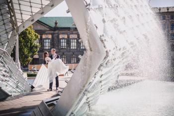 Najpiękniejsze zdjęcia ślubne, Fotograf ślubny, fotografia ślubna Krzywiń
