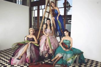 CON AFFETTO Żeński Kwartet Smyczkowy, Oprawa muzyczna ślubu Tarnów