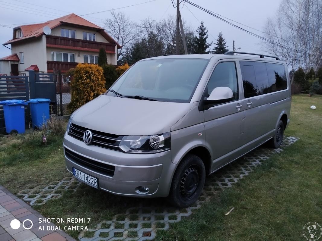 Profesionalny transport gości weselnych - auta osobowe, bus., Kraków - zdjęcie 1