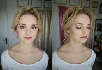 Mia Make Up Artist - makijaż i fryzury z dojazdem, Makijaż ślubny, uroda Kraków