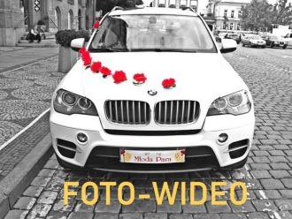 Fotograf ślubny wideofilmowanie fotografia ślubna kamerzysta zdjęcia,  Koszalin