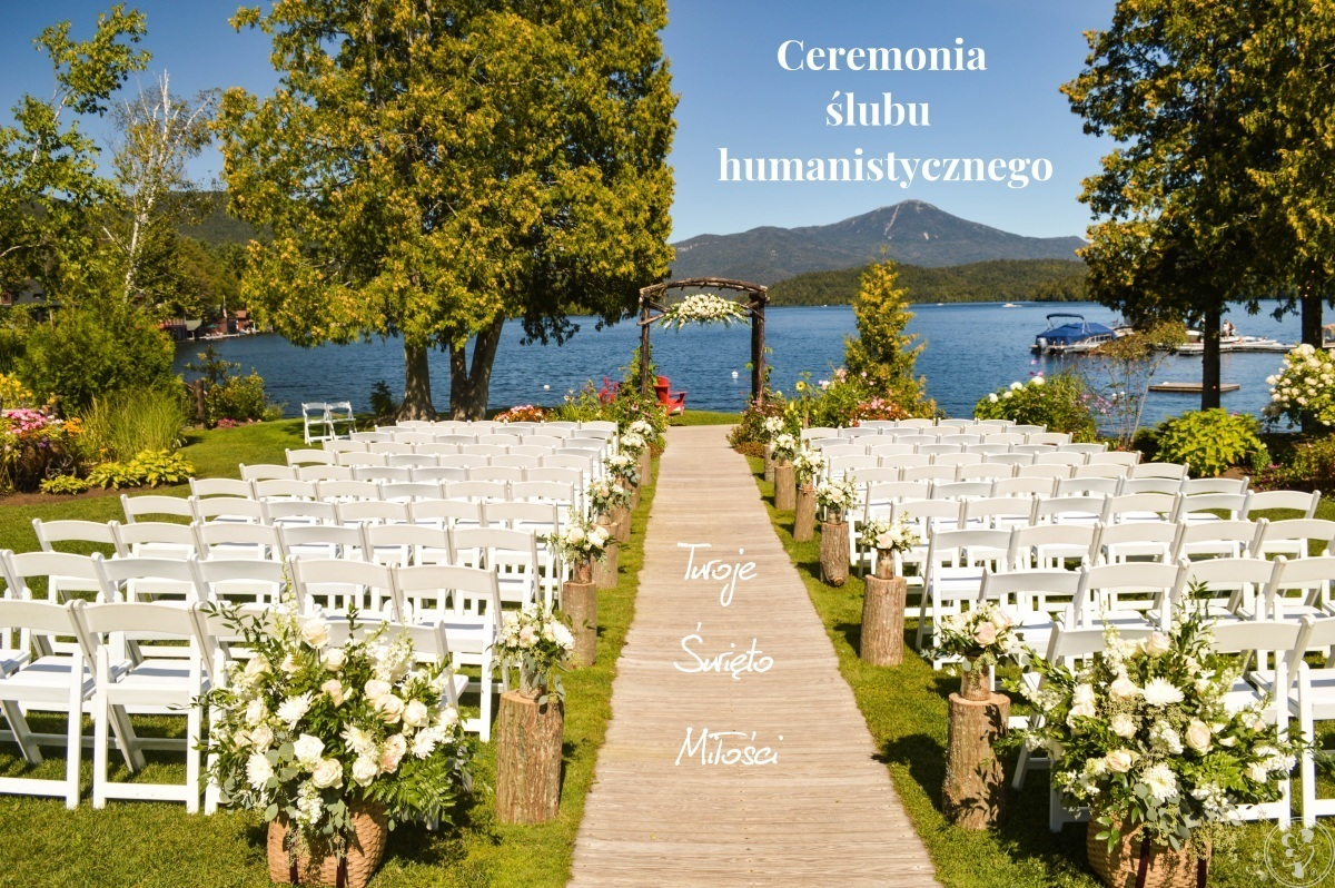 Ceremonia ślubu humanistycznego - Twoje Osobiste Święto Miłości, Gdańsk - zdjęcie 1