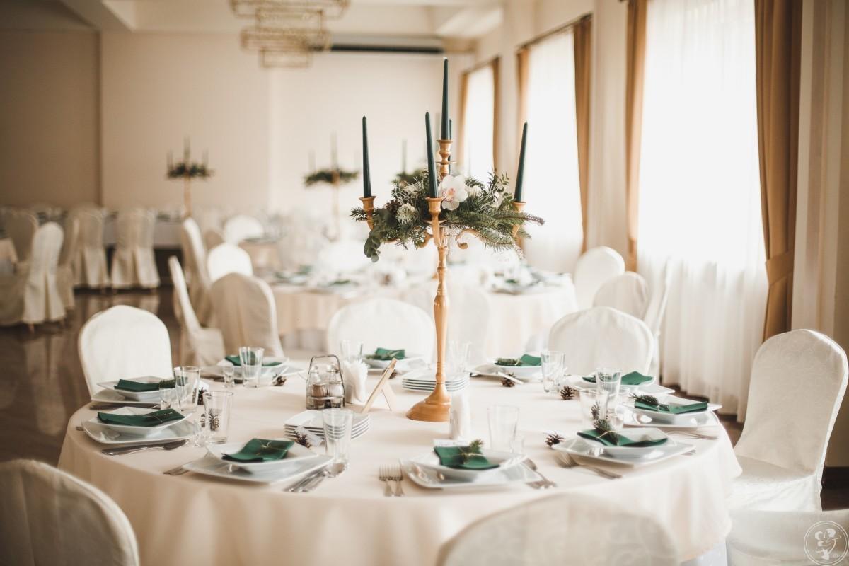 Dekoracja sali weselnej, dekoracja kościoła, bukiety, florystyka, Rytwiany - zdjęcie 1