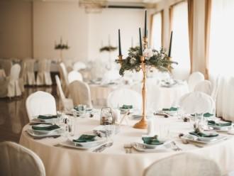 Dekoracja sali weselnej, dekoracja kościoła, bukiety, florystyka,  Rytwiany