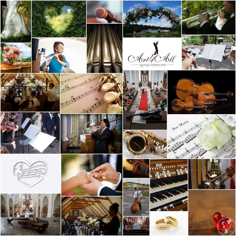 Art4All Muzyka na ślub - wokal, skrzypce, trąbka, flet, organy i inne, Białystok - zdjęcie 1
