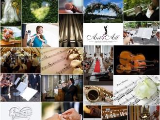 Art4All Muzyka na ślub - wokal, skrzypce, trąbka, flet, organy i inne, Oprawa muzyczna ślubu Supraśl