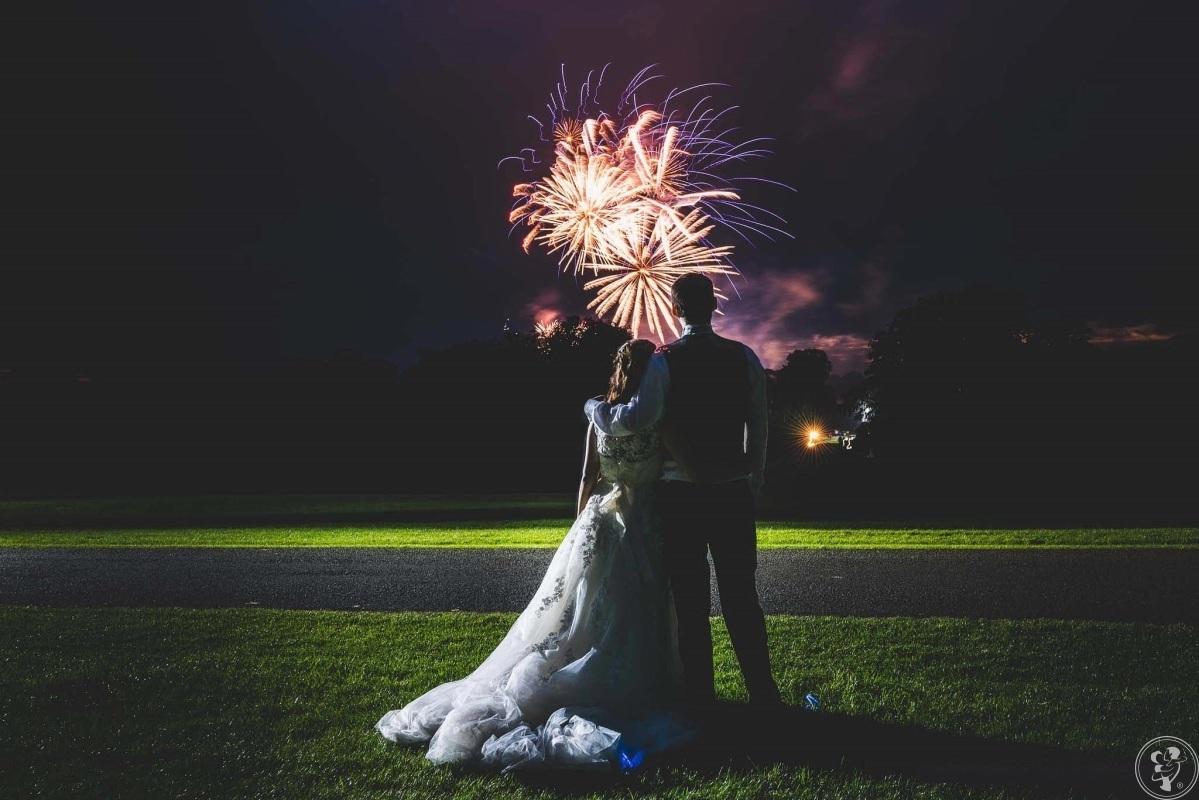 Fajerwerki na wesele, Tuchów - zdjęcie 1