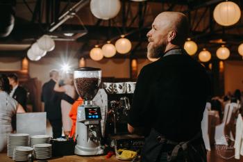 Skybar Cafe - Barista na wesele, bar kawowy na wesele, coffee bar, Barista na wesele Skalbmierz