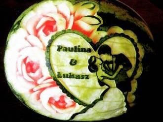 FruitGlam - carving,  Częstochowa