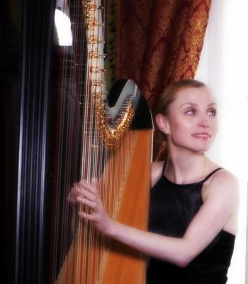 Harfistka  Harfa na najpiękniejszy ŚLUB i wesele, Oprawa muzyczna ślubu Kraków