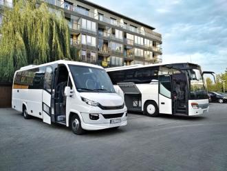 M bus - wynajem busów i autokarów, transport gości weselnych,  Kraków