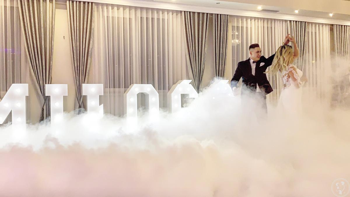 Atrakcje weselne !!! Ciężki dym Fotobudka napis love napis miłość, Warszawa - zdjęcie 1