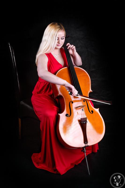 Wiolonczelistka Glamour - muzyka na ślub, Tarnowskie Góry - zdjęcie 1