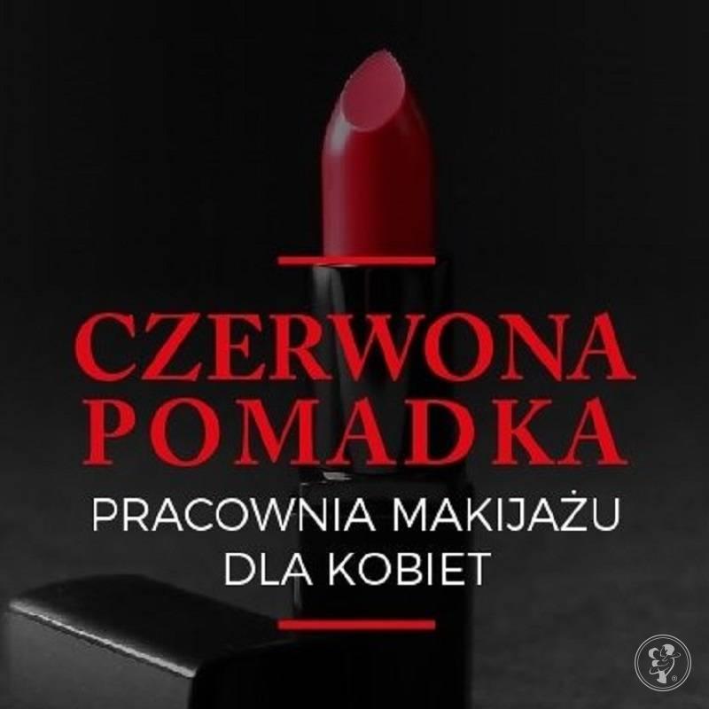 CZERWONA POMADKA PRACOWNIA MAKIJAŻU, Szczecin - zdjęcie 1