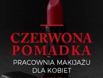 CZERWONA POMADKA PRACOWNIA MAKIJAŻU,  Szczecin