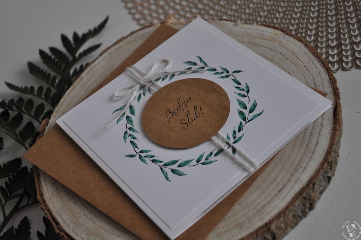 Zaproszenia ślubne. Dodatki ślubne. Stylove Dekoracje, Nowa Sól - zdjęcie 1