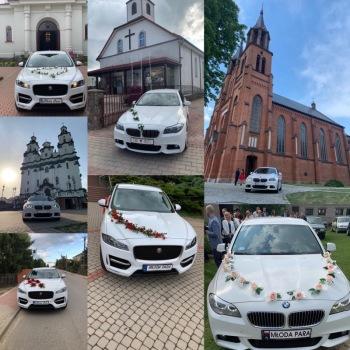 Jaguar F-pace, R-sport i BMW 5,F10 pakiet M, Porsche Panamera, Samochód, auto do ślubu, limuzyna Mońki