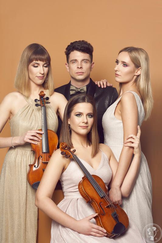 Kwartet smyczkowy na Twój ślub -  Zespół Unicorn String Quartet, Gdańsk - zdjęcie 1