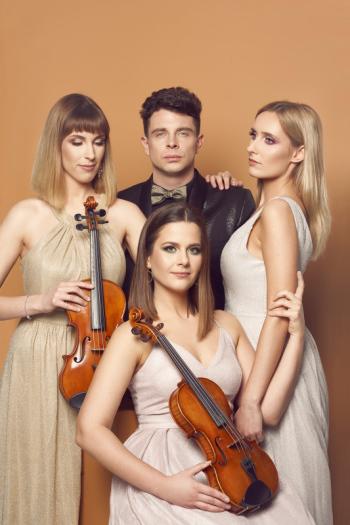 Kwartet smyczkowy na Twój ślub -  Zespół Unicorn String Quartet, Oprawa muzyczna ślubu Sopot