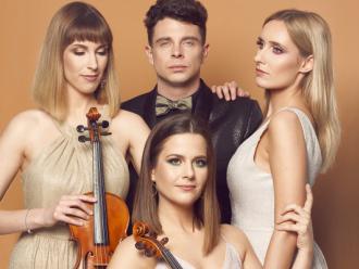Kwartet smyczkowy na Twój ślub -  Zespół Unicorn String Quartet,  Gdańsk