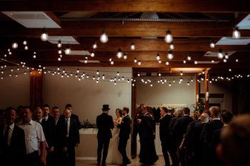 Girlanda świetlna wynajem wesele / wysyłka 350 m, Dekoracje światłem Łódź