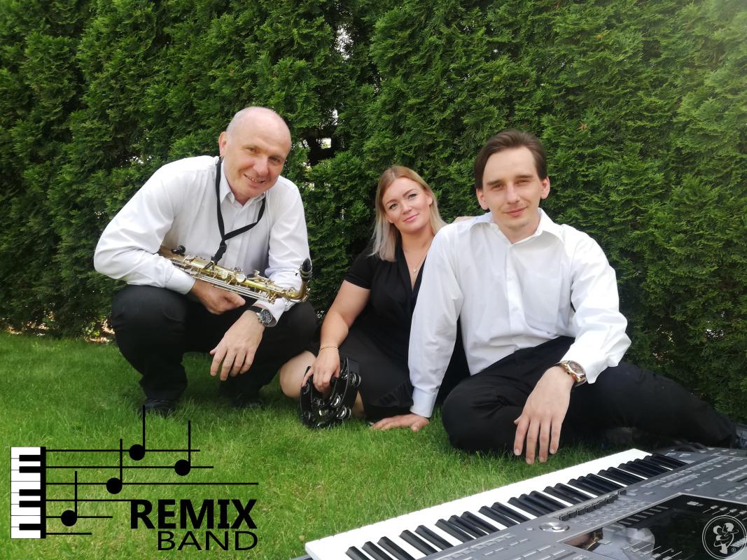Zespół muzyczny Remix Band - Pasja, profesjonalizm, muzyka na żywo., Bydgoszcz - zdjęcie 1