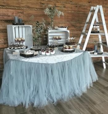 Karmelove & kasia.piecze - wyjątkowy słodki stół  i tort weselny