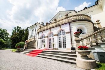 Pałac Radziwiłłów w Balicach - wymarzona sala na wesele