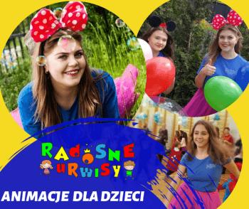 Animator - Przyjęcia/ Eventy / Dmuchańce / Maskotki / Gry Plenerowe, Animatorzy dla dzieci Ciechanów